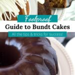 Pictures of Bundt cakes with graphic overlay.